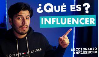 ¿Qué es un influencer?